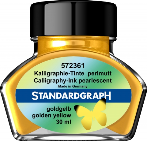 Pearlescent Golden Yellow-337